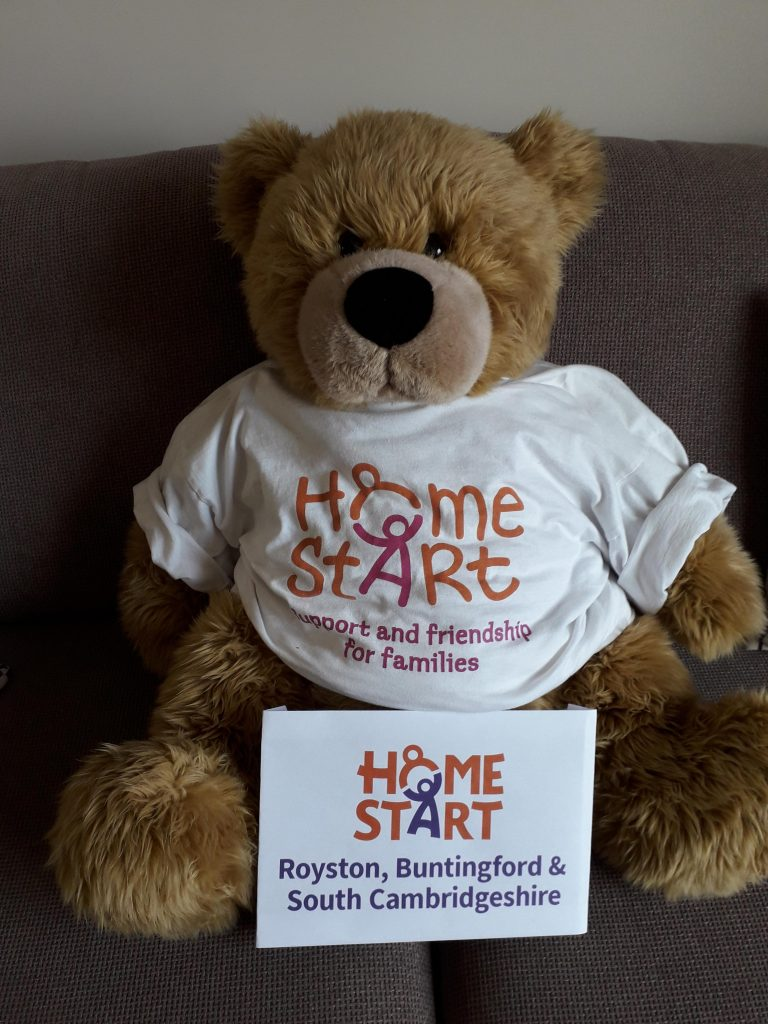 The Home-Start Royston, Buntingford and South Cambs Bear